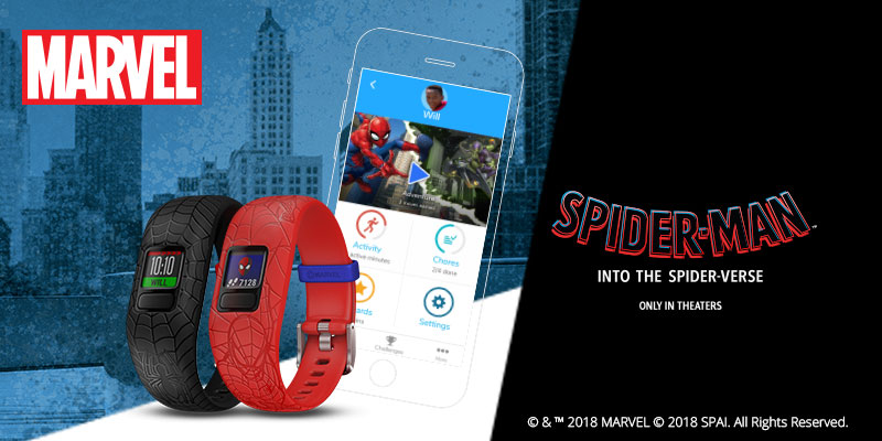 vivofit2jr-Spider-man