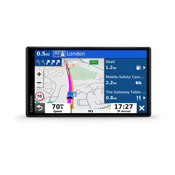 Garmin DriveSmart™ 55 & Digital Traffic