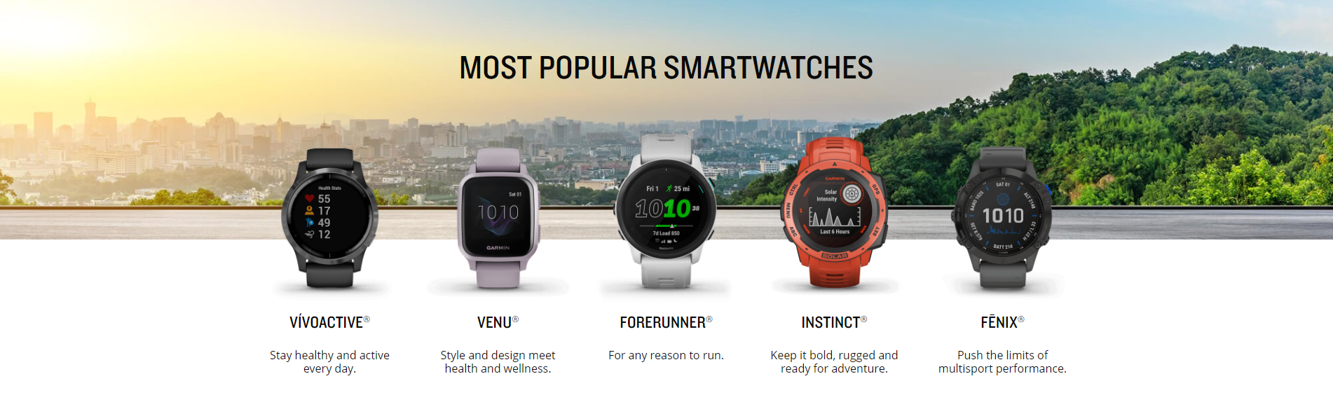 All Wearables & Smartwatches